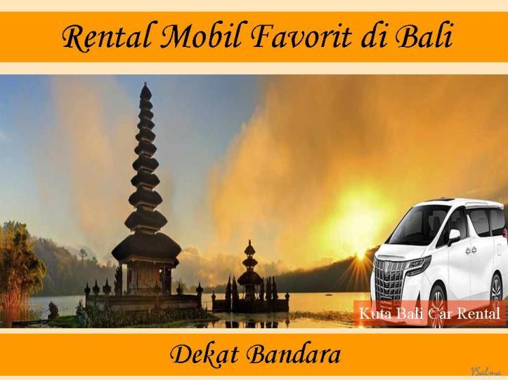 Rental Mobil di Bali dekat Bandara
