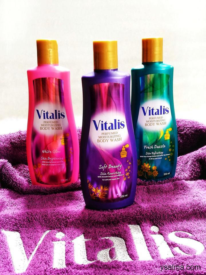 Varian Vitalis Body Wash
