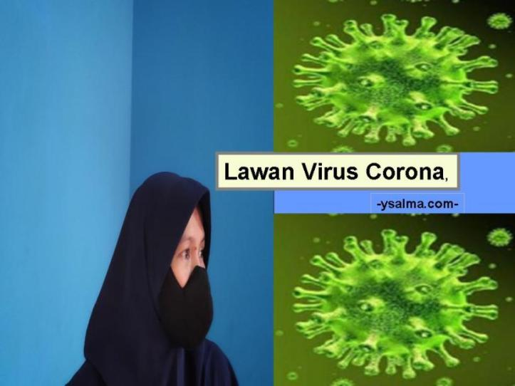lawan virus corona bersama