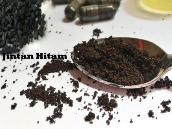 Jintan hitam black seed