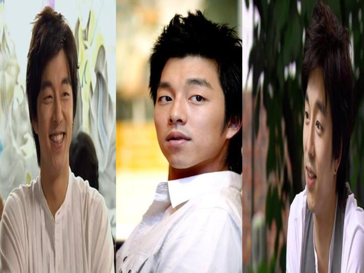 Gong Yoo pesona muda
