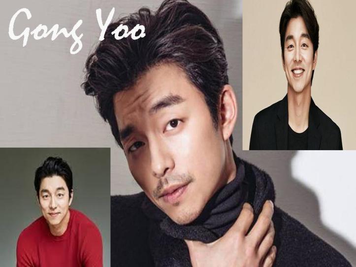 Gong Yoo tampan istimewa dan kharismatik