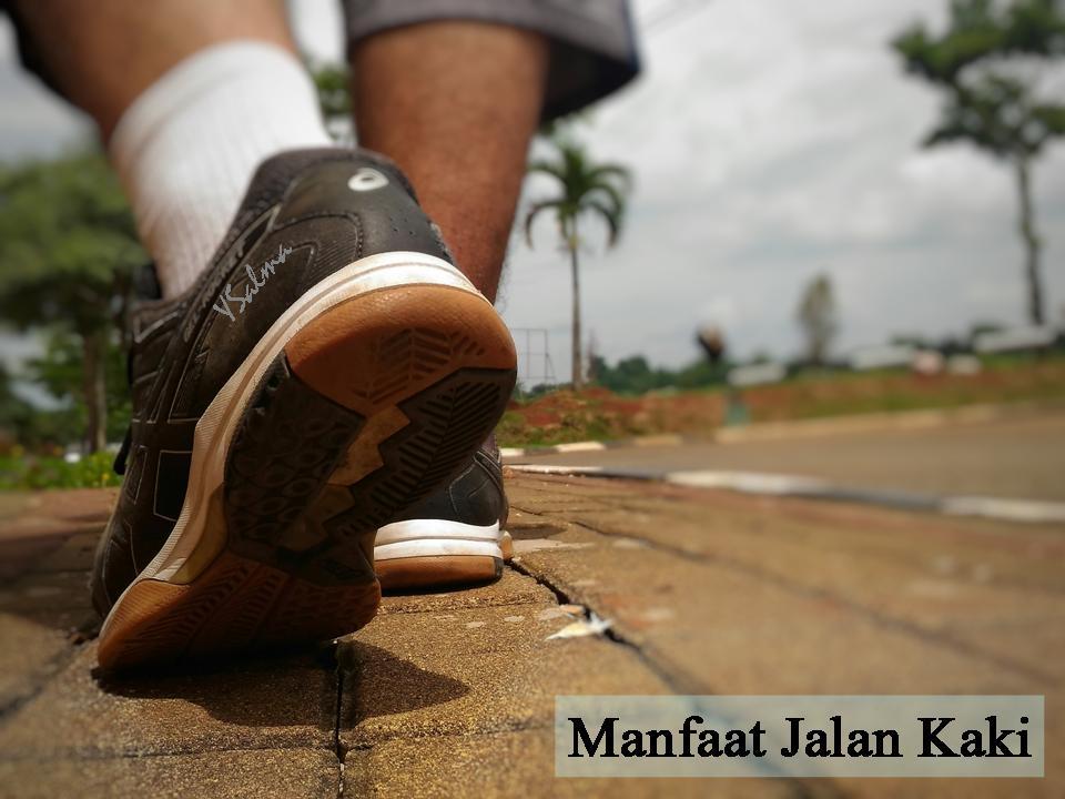 manfaat jalan kaki untuk tubuh