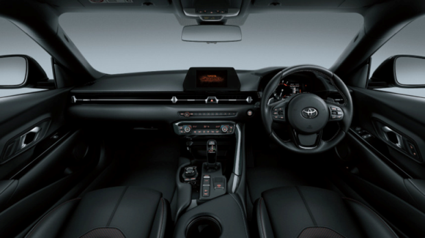 Toyota Supra kabin mewah