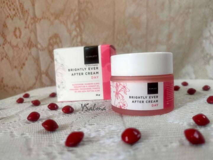 Face care Scarlett Brightly after day cream